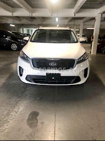 Foto venta Auto usado Kia Sorento 2.4L LX (2019) color Blanco precio $428,000