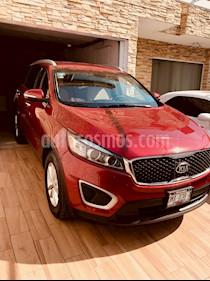 Foto venta Auto usado Kia Sorento 2.4L LX (2018) color Rojo precio $380,000