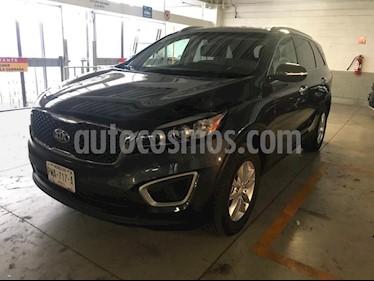 Foto venta Auto usado Kia Sorento 2.4L LX (2018) color Gris precio $397,000