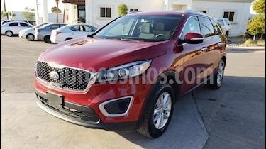 Foto venta Auto usado Kia Sorento 2.4L LX (2018) color Rojo precio $358,900