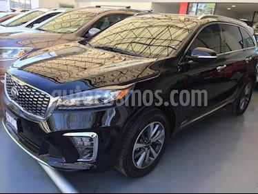 Foto venta Auto Seminuevo Kia Sorento 3.3L EX 7 Pas (2019) color Negro precio $685,000