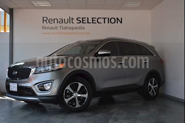 Foto venta Auto usado Kia Sorento 3.3L EX 7 Pas (2017) color Plata Titanium precio $395,000