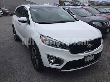 Foto venta Auto usado Kia Sorento 3.3L EX Pack (2016) color Blanco precio $398,000