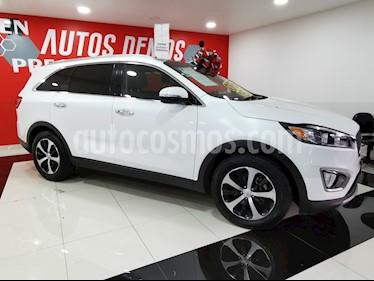 Kia Sorento 3.3L EX Pack usado (2016) color Blanco precio $360,000