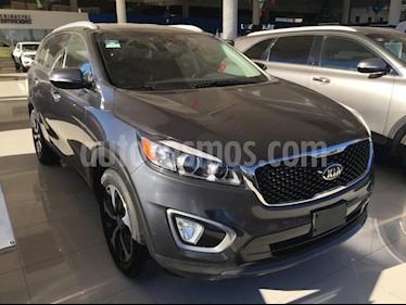 Foto venta Auto usado Kia Sorento 3.3L EX (2018) color Grafito precio $430,000