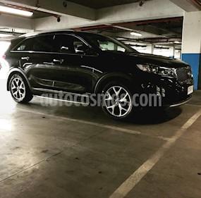 Kia Sorento C 3.3L GTL Aut 4x4 Full  usado (2017) color Negro precio $21.000.000