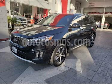 Foto venta Auto usado Kia Sorento 3.3L SXL AWD (2017) color Negro precio $453,000