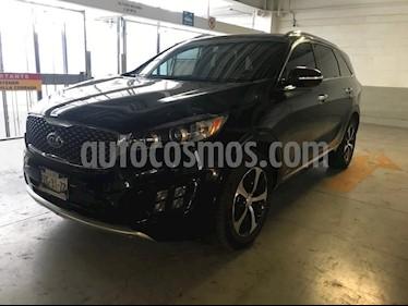 Foto venta Auto usado Kia Sorento 3.3L SXL AWD (2017) color Negro precio $515,000