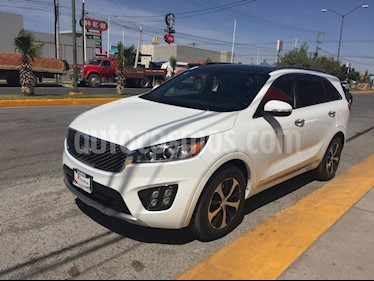 Foto venta Auto usado Kia Sorento 3.3L SXL AWD (2017) color Blanco precio $459,000