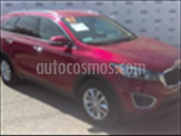 Kia Sorento 5P LX L4/2.4 AUT usado (2017) color Rojo precio $310,000