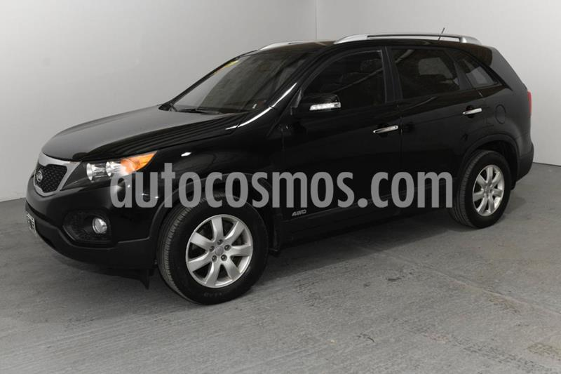 KIA Sorento EX 2.4 Aut Full usado (2010) color Negro precio $1.620.000