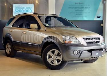 KIA Sorento EX CRDI Full (170Hp) usado (2009) color Dorado precio $480.000