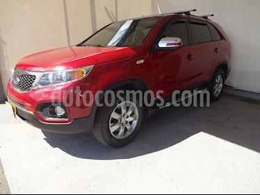 KIA Sorento 2.4L GLS usado (2012) color Rojo precio $45.990.000