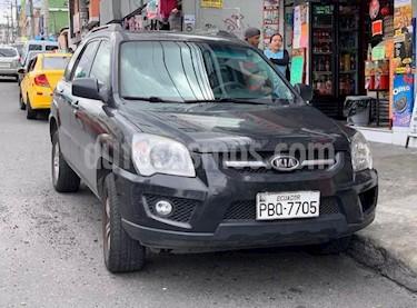 Kia Sorento 3.5L 4X2  usado (2011) color Negro precio u$s6.500