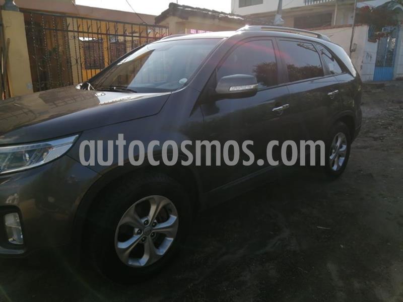 Kia Sorento 2.4L 4X2 TM usado (2014) color Gris precio u$s21.500