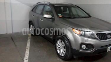 Foto venta Auto usado KIA Sorento EX 2.4 Aut Full 4x4 (2011) color Gris Oscuro precio $580.000