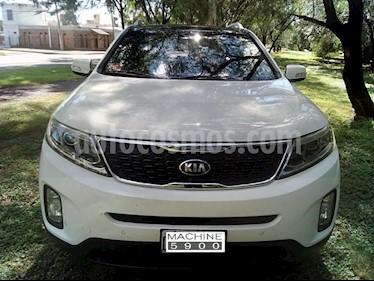Foto venta Auto usado KIA Sorento EX 2.4 Aut Full (2013) color Blanco precio $690.000