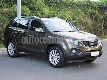 Foto venta Auto usado KIA Sorento EX 2.4 Aut Premium 4x4 (2011) color Marron precio $680.000