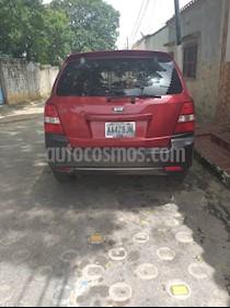 Kia Sorento EX 3.8L Aut usado (2008) color Rojo precio u$s6.000