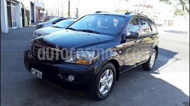 Foto venta Auto usado KIA Sorento EX CRDi Aut (2008) color Negro Ebony precio $489.000