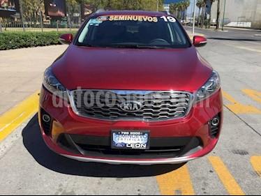 Foto venta Auto usado Kia Sorento EX PACK (2019) precio $475,000