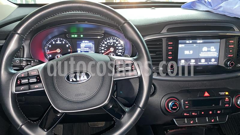 Kia Sorento 2.4L EX usado (2019) color Cereza Oscuro precio $385,000