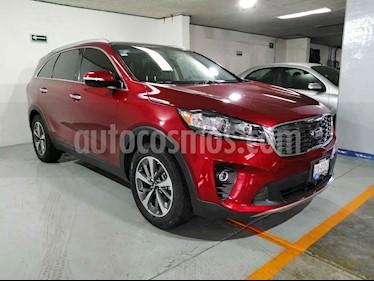 foto Kia Sorento 3.3L EX Pack Nav 7 Pas usado (2019) color Rojo precio $514,900