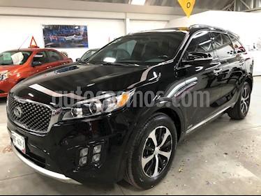 Kia Sorento 3.3L SXL AWD usado (2017) color Negro Ebano precio $410,000