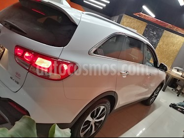 Kia Sorento 3.3L EX Pack Nav 7 Pas usado (2017) color Blanco Perla precio $390,000
