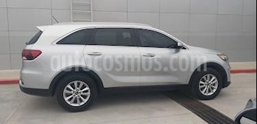 Kia Sorento 2.4L LX usado (2019) color Plata precio $395,000