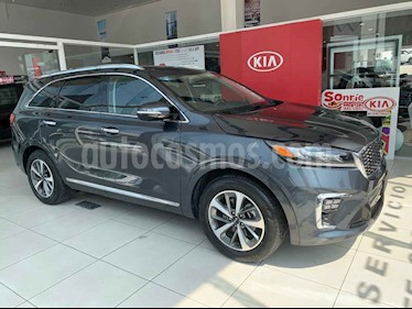 Kia Sorento 5p SX, V6, TA 8Vel, A/AC, Piel, QCP, GPS, 7 pas.,  usado (2020) color Negro precio $690,000