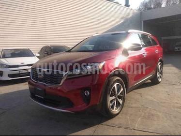Kia Sorento 3.3L EX 7 Pas usado (2019) color Rojo precio $465,000