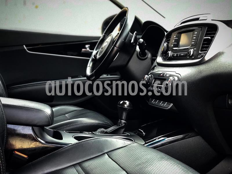 Kia Sorento 3.3L EX 7 Pas usado (2017) color Grafito precio $355,000