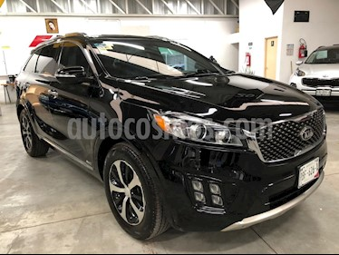 Kia Sorento 3.3L SXL AWD usado (2017) color Negro precio $410,000