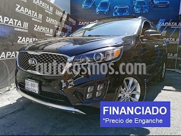 Kia Sorento 3.3L SXL AWD usado (2018) color Negro Ebano precio $118,750