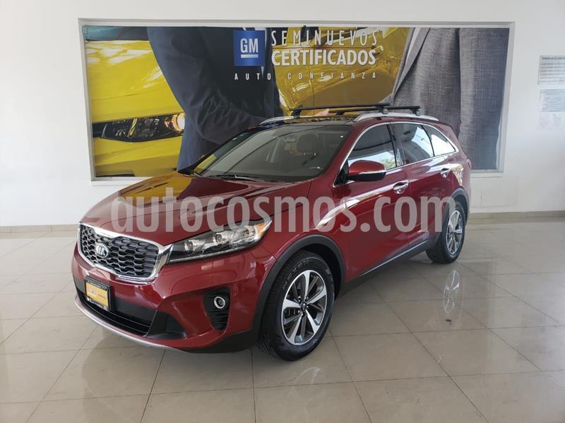 Kia Sorento 3.3L EX Pack Nav 7 Pas usado (2019) color Rojo Cobrizo precio $476,584
