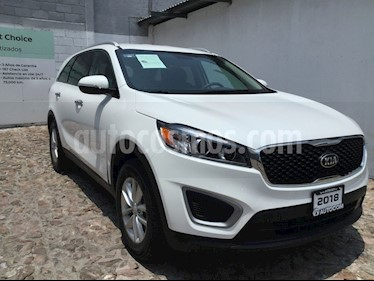 Foto venta Auto usado Kia Sorento SORENTO 2.4 LX AUTO 5P 7 Plazas (2018) precio $350,000