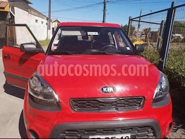 Foto Kia Soul 1.6L EX DSL Aut  usado (2013) color Rojo precio $6.790.000
