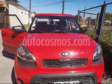 Foto venta Auto usado Kia Soul 1.6L EX DSL Aut  (2013) color Rojo precio $6.790.000