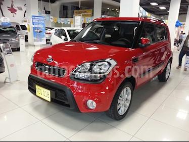 Foto venta Carro Usado KIA Soul 1.6L (2013) color Rojo precio $33.000.000