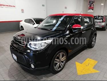 Foto venta Auto usado Kia Soul 5p EX L4/2.0 Aut (2018) color Negro precio $245,000