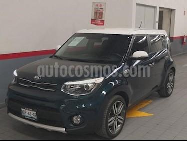 Foto venta Auto usado Kia Soul 5p EX L4/2.0 Aut (2018) color Azul precio $289,000