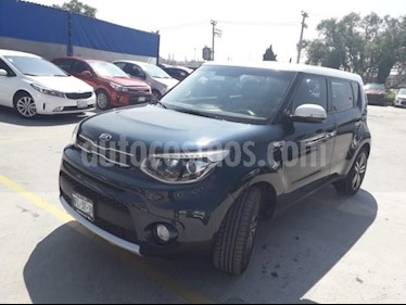 Foto venta Auto usado Kia Soul 5p EX L4/2.0 Aut (2018) color Blanco precio $299,000