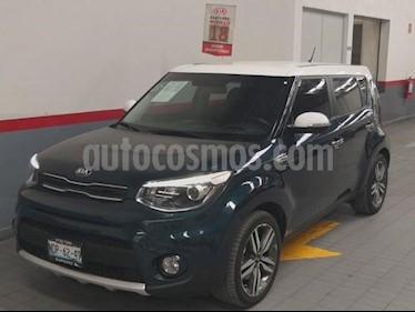 Foto venta Auto usado Kia Soul 5p EX L4/2.0 Aut (2018) color Azul precio $269,000
