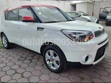 Foto venta Auto usado Kia Soul 5p LX L4/1.6 Aut (2016) color Blanco precio $235,000