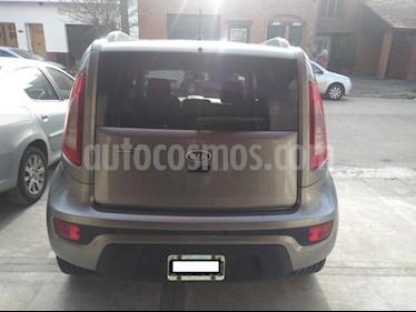 Foto venta Auto usado KIA Soul EX Aut (2012) color Gris Oscuro precio $430.000