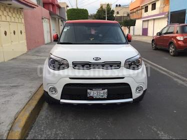 Foto venta Auto usado Kia Soul EX Aut (2018) color Blanco precio $265,000