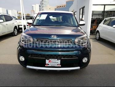 Foto venta Auto usado Kia Soul EX Aut (2018) color Azul precio $259,000