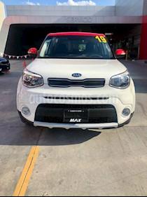 Foto venta Auto usado Kia Soul EX Aut (2019) color Blanco precio $319,000
