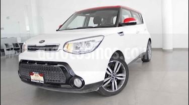 Foto venta Auto usado Kia Soul EX Aut (2016) color Blanco precio $239,000